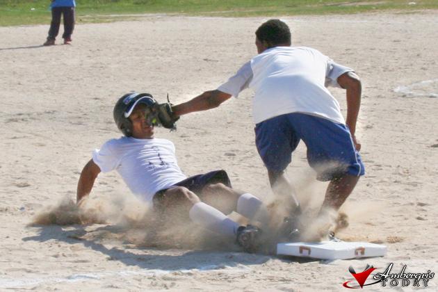 1st Ever San Pedro Softball Cup