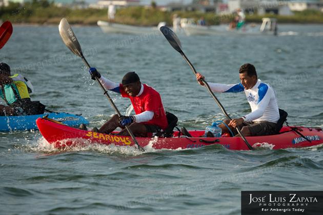 Ambergris Caye Eco-Pro Challenge Kayak Race