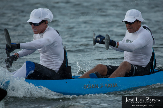 Douglas Penland and Fernando Giacoman win Eco Challenge