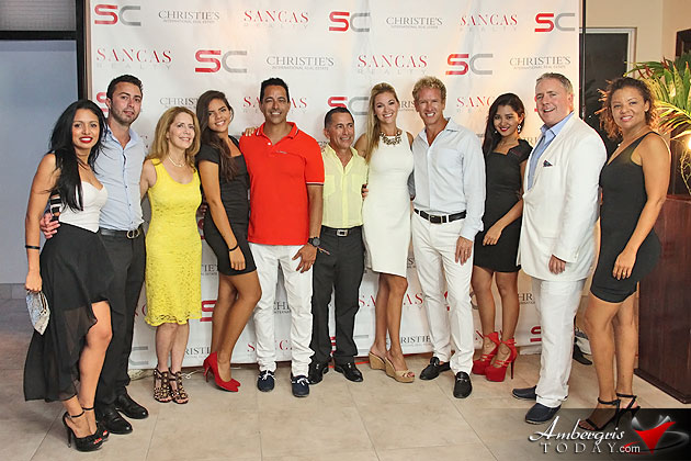 San Cas Realty Holds Inauguration in San Pedro Ambergris Caye