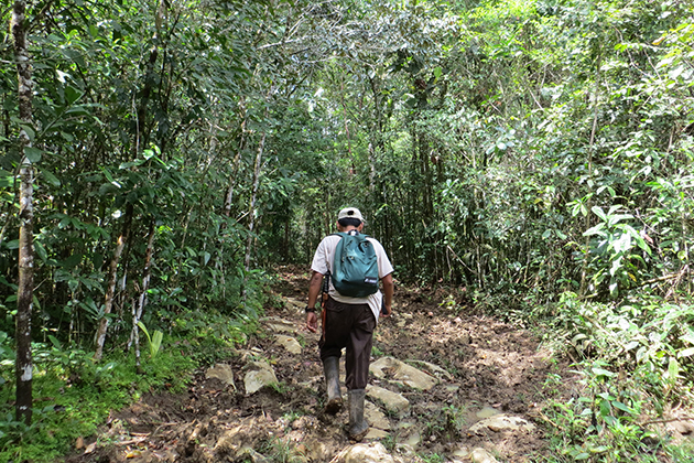 SATIIM Community Forest Patrols Stopped by Guatemalan Military