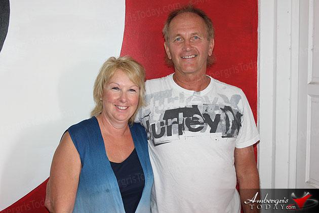 Schneider Family Makes Donation to San Pedro Community