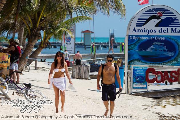 Amigos Del Mar on San Pedro, Ambergris Caye