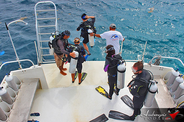 Belize Sets New Scuba Diving Standards to Improve Industry