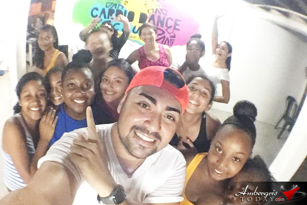 SHINE Girls Hosted at Cardio Dance Club by Gerry