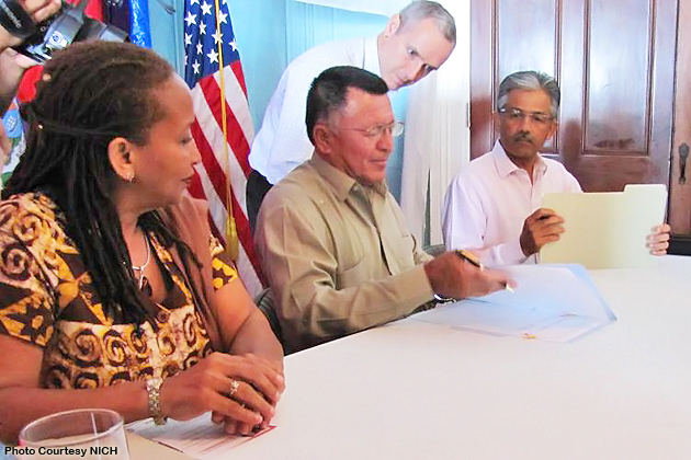 No More Mayan Artifacts Thefts; U.S. and Belize Sign MOU