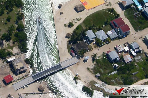 Bridge Dedicated to the Late Sir Barry Bowen