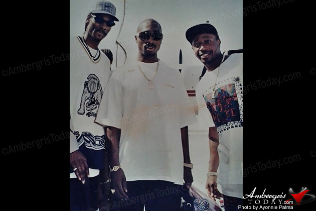 When Tupac and Snoop Dogg Visited San Pedro, Belize