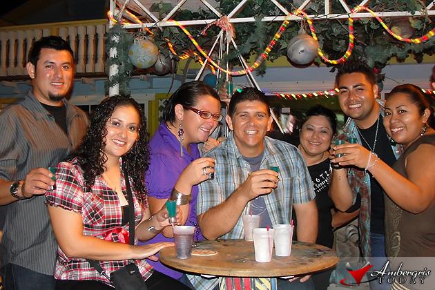 Jose Luis Zapata celebrates his birthday