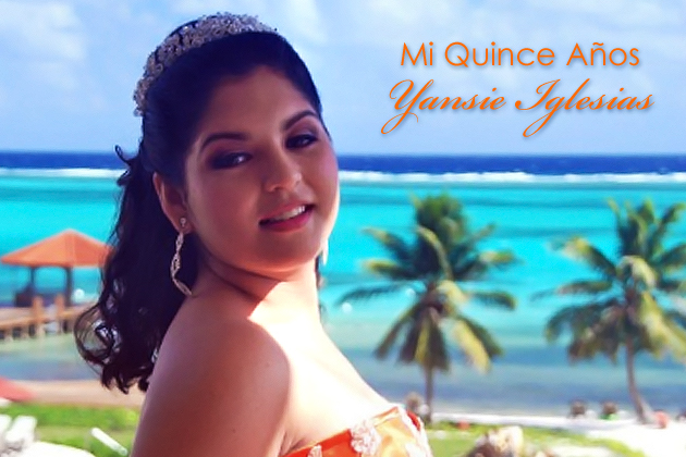 Quinceañera Yansie Iglesias
