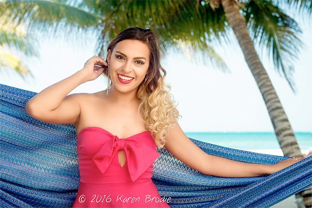 Solani Graniel Heads to Miss Caribbean Roots Pageant