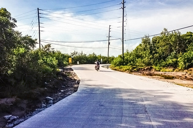 Road Accidents increase as roads in North Ambergris Caye get paved