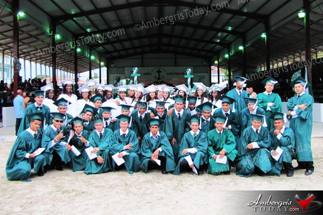 Senior Class San Pedro High School 2012