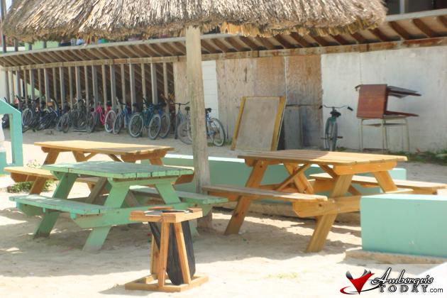 SPHS picnic tables