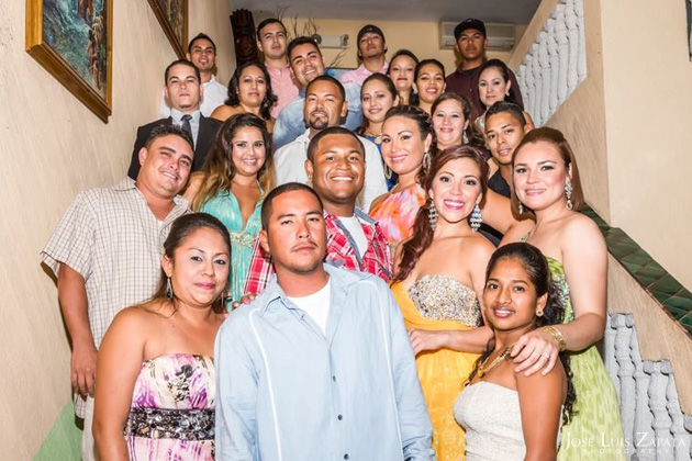 San Pedro High School Class of 2003 Celebrates 10 Year Reunion