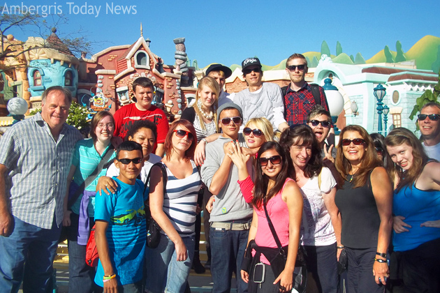 SPHS Students return from L.A.