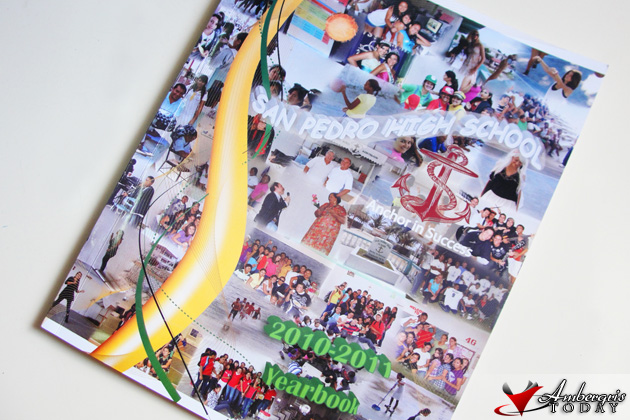 San Pedro High School Yearbook 2011