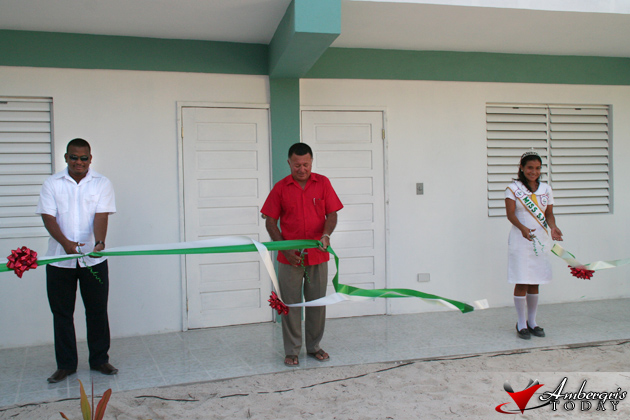 Manuel Heredia Hall Officially Inaugurated