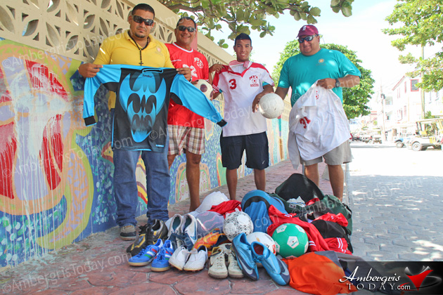 Sports Equipment Donation