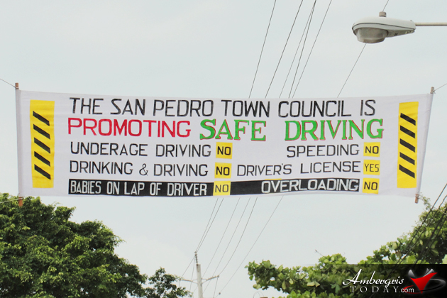 SPTC Promoting Road Traffic Safety