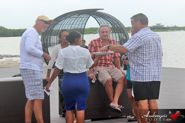 STAR Restaurant & Bar Holds Grand Opening at Mayan Islands Resort