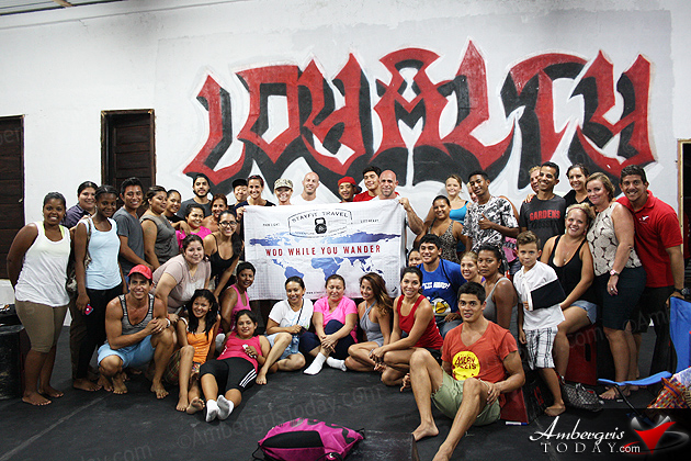 San Pedro Welcomes Fitness Tourism into the Mix