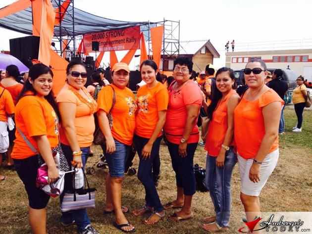 Belize city women