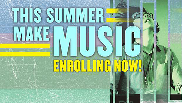 First Ever San Pedro Music Summer Camp