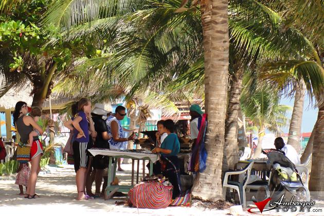 Tourism in San Pedro, Ambergris Caye, Belize