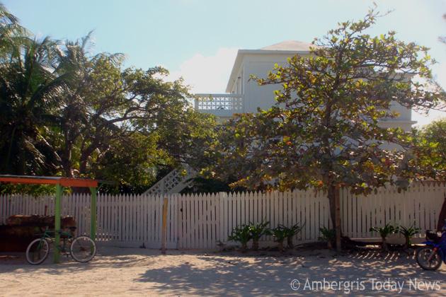 Beachfront Apartment where body of Alvarado was found