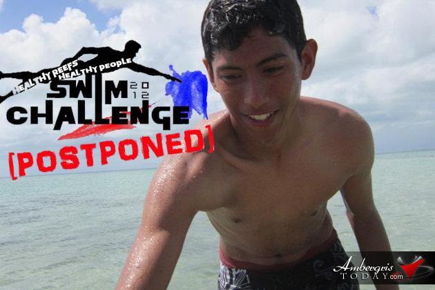 Swim Challenge Postponed to Reef Week Activities