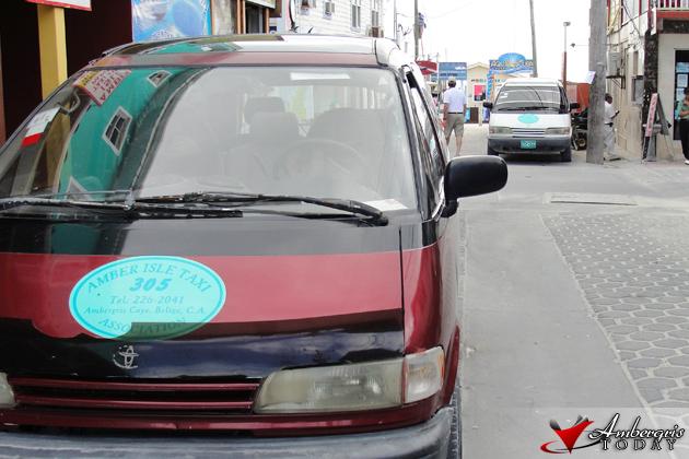 Taxi Tours in San Pedro??
