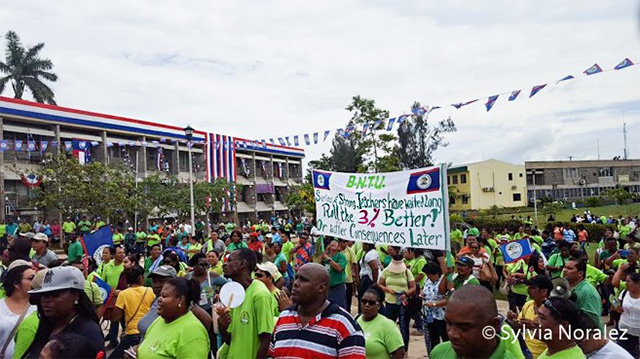 Belize Teachers' Strike Reaches 11th Day