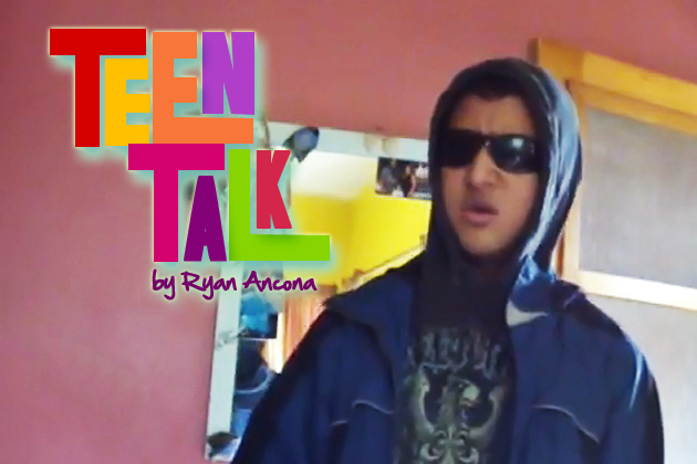 Teen Talk Reporter Ryan Ancona talks about the problems with bullies
