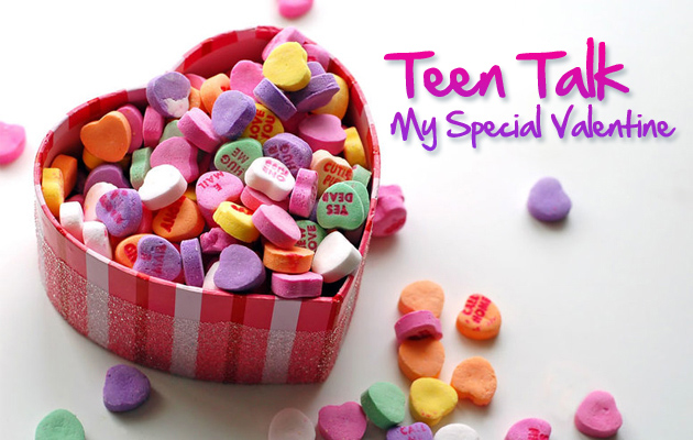 Teen valentine's day