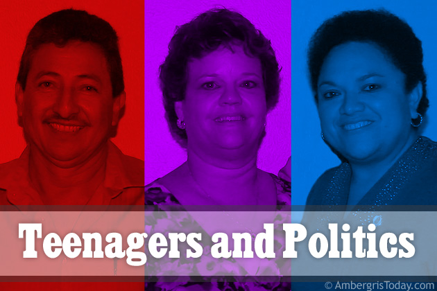 Teenagers and Politics – Emilie Interviews Mayoral Candidates