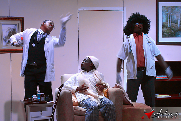 The Best Medicine Play at Paradise Theatre