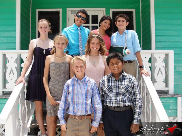 The Island Academy 2012 Graduates