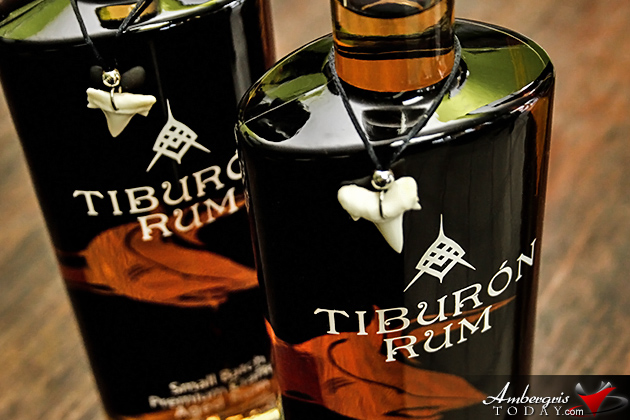 Tiburon Rum of Belize Making Waves Internationally Arrives in Belize
