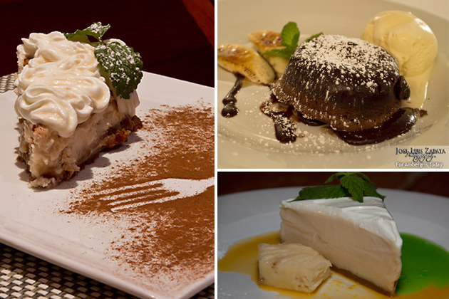 Top 5 Island Desserts in San Pedro, Belize