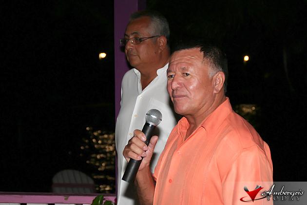 Hon. Manuel Heredia Jr. at Community Meeting