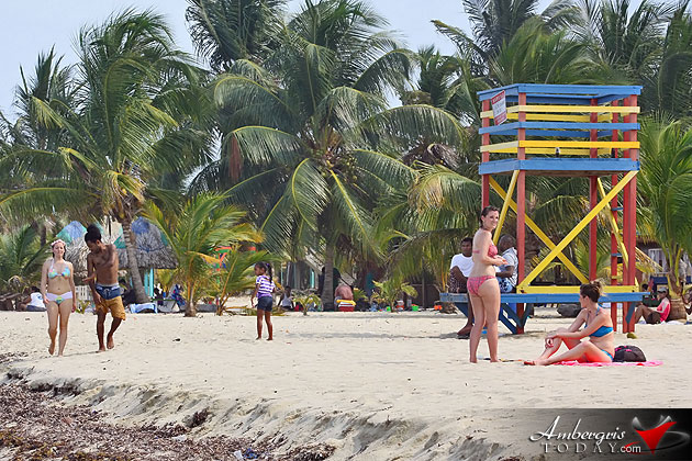 Impressive Tourism Numbers Prove Belize is Trending - Tourism Arrivals 2016