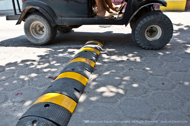 Road Traffic Safety - Speed Bumps