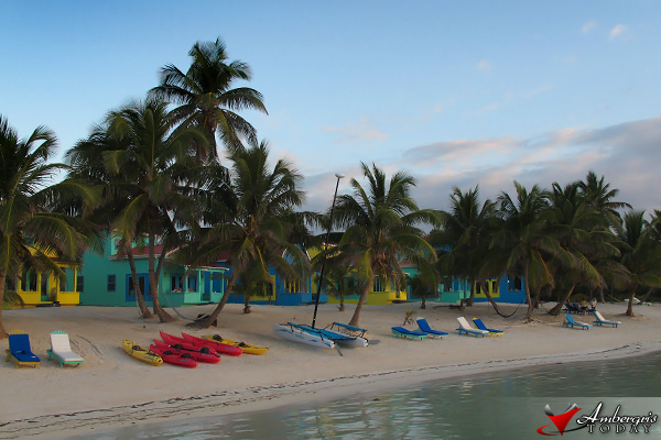 Belize Awarded in Traveller's Choice Awards for Its Beaches