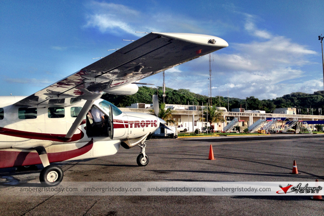 Tropic Air Inaugurates Service to Roatan, Honduras