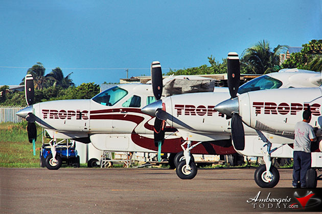 Tropic Air Expands Fleet To 15 Aircraft