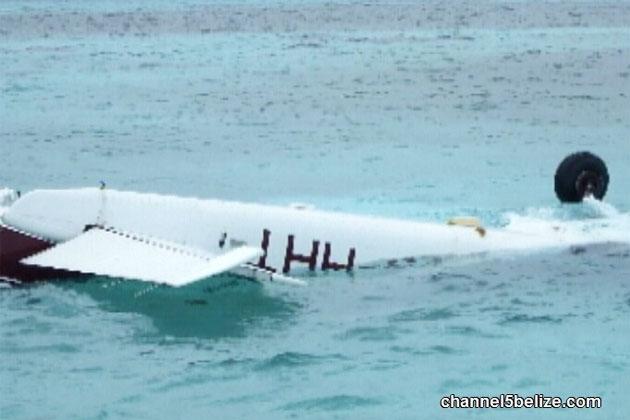 Plane Crash Survivor Gives His Accounts on Belize Rescue, Tropic Air