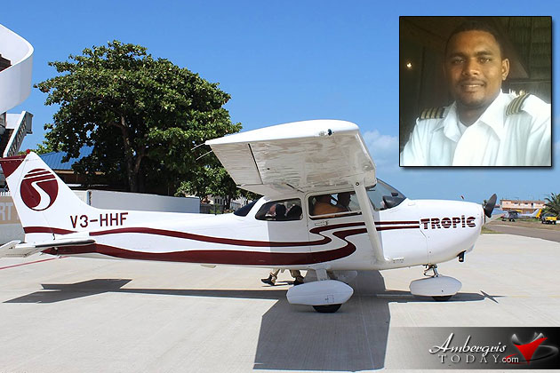 Three survive after plane crashes off Belize into Caribbean Sea, Tropic Air