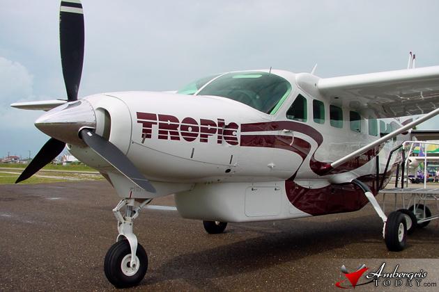 Tropic Air Flights to Chetumal???
