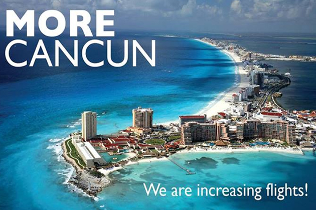 Tropic Air Increases Flights To Cancun To Allow For Same Day European Connection